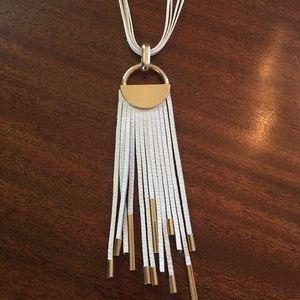 Boutique chic mod necklace
